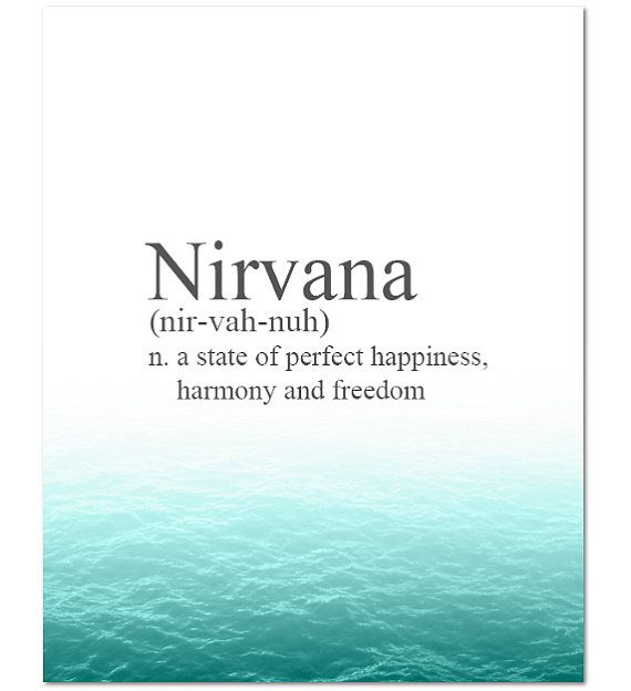 Nirvana definition - Google Search