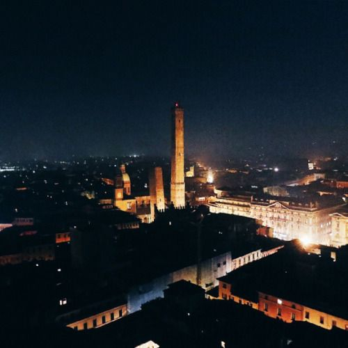 Bologna by night