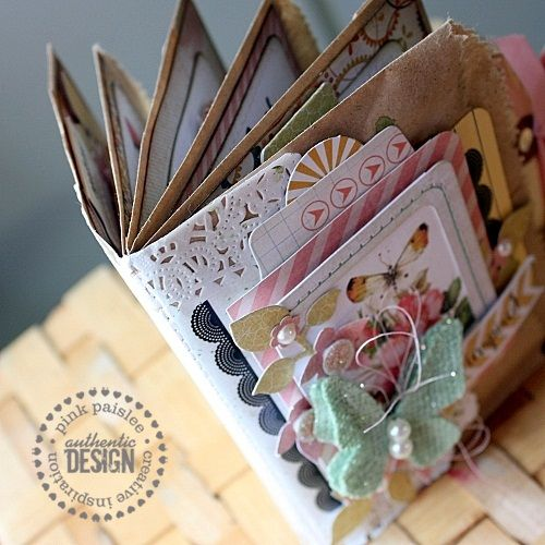 Papered Cottage: Be Inspired: A Mixed Media Mini