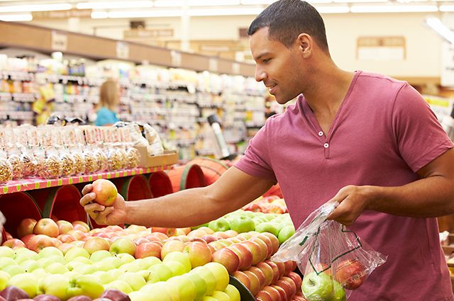 The Man's Meal Plan For Getting Lean   LIVESTRONG.COM