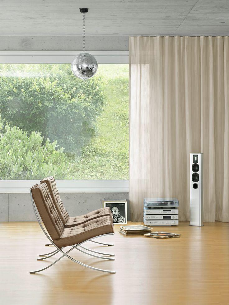 die 25+ besten ideen zu wohnzimmer vorhänge auf pinterest ... - Deko Ideen Gardinen Wohnzimmer