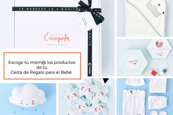 Como sabéis, este verano lancé con mucha ilusión la sección de Crea Tu Caja Bebé, en mi página Web para que todos tengáis la posibilidad de crear un regalo a medida para ese bebé especial y sus nue…
