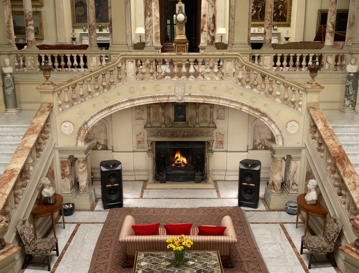 Kingdom Royal Loundspeakers from Tannoy