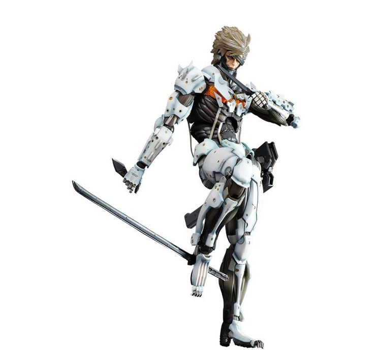 RAIDEN - Metal Gear Rising Revengeance  #MetalGear #MetalGearRising #Raiden #MetalGearVengeance #Action #Games #Videogames #accion #fight #lucha #MetalGearRevengeance #PlatinumGames #Konami #JacktheRipper