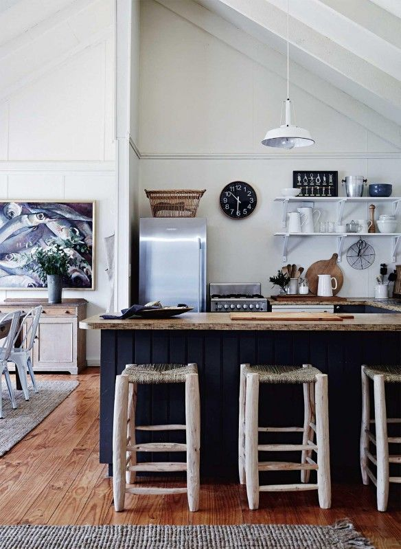 les 18 meilleures images du tableau inspiration bord de mer sur pinterest deco bord de mer. Black Bedroom Furniture Sets. Home Design Ideas