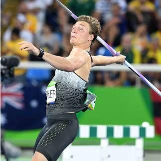 Röhlers Goldwurf mit dem Speer - Deutschlands 17. Goldmedaillie- Olympische Spiele 2016