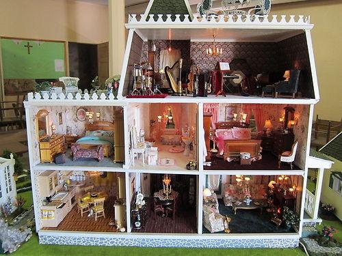 15 best mount vernon dollhouse images on pinterest | doll houses