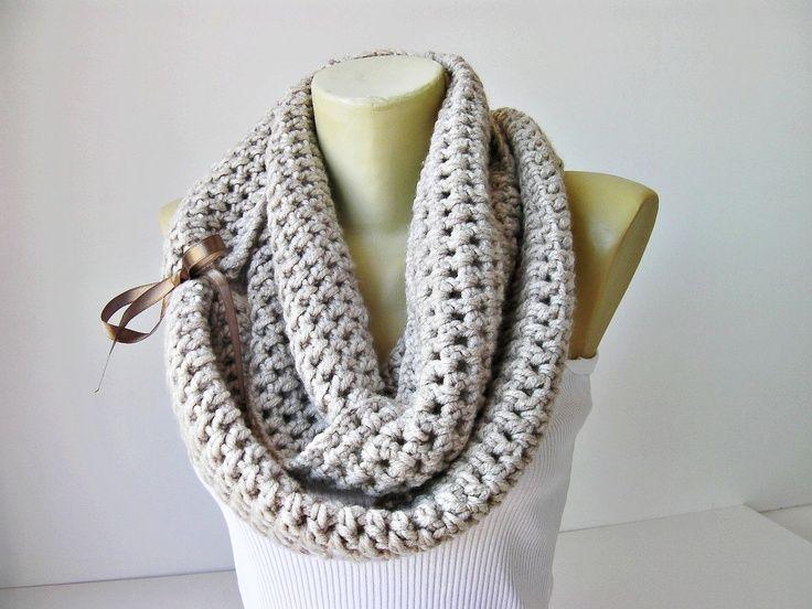 32 best Bufandas images on Pinterest | Crochet scarves, Ponchos ...