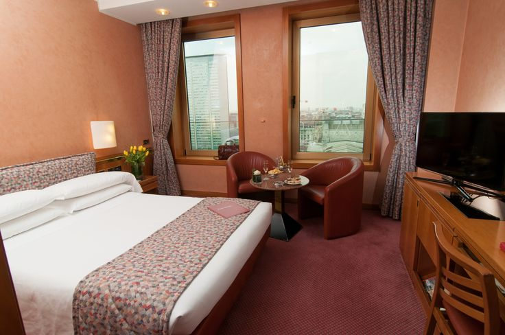 #DoubleRoom whit #FreeWifi And #Minibar. #Relax #RoomService