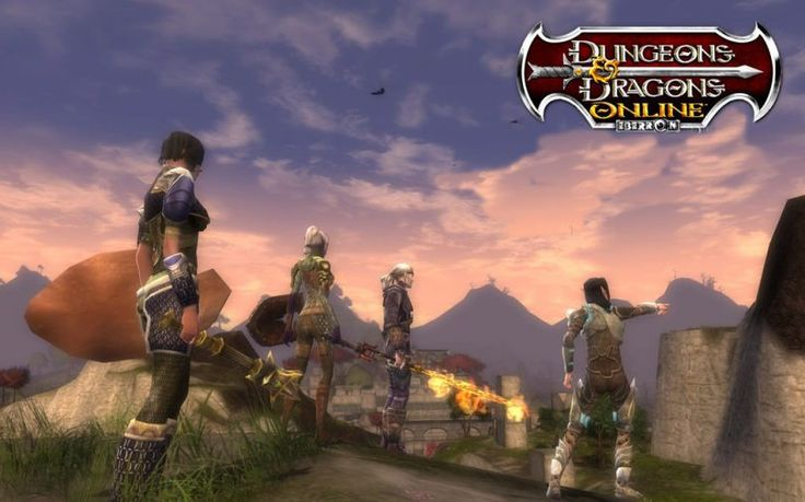82 Games Like Dungeons and Dragons Online – Games Like