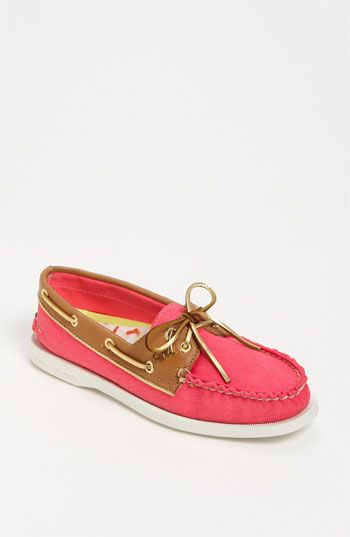 Milly for Sperry Top-Sider® 'Authentic Original' Boat Shoe (Women) available at Nordstrom