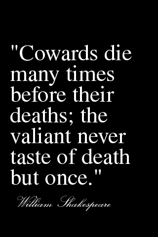 The Bard from Julius Cesear Best inspirational quotes