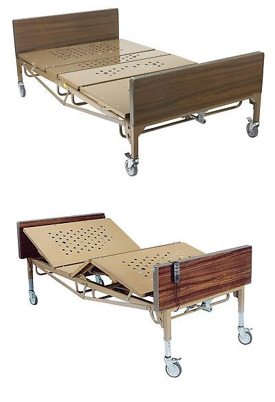 Full Electric Heavy Duty Bariatric Hospital Bed Frame Only Bed