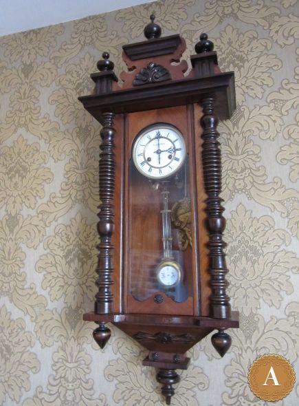 Часы настенные 1912 г.