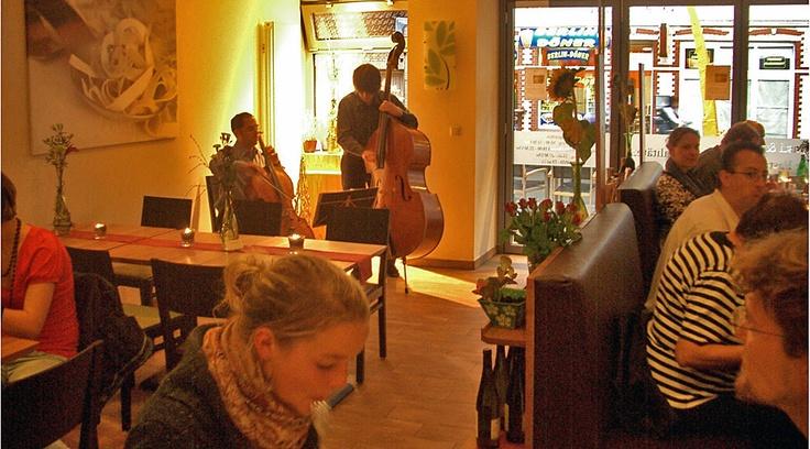 Reinfelder Kulturnacht mit dem Bossa Nova Jazz Duo im Casalinga