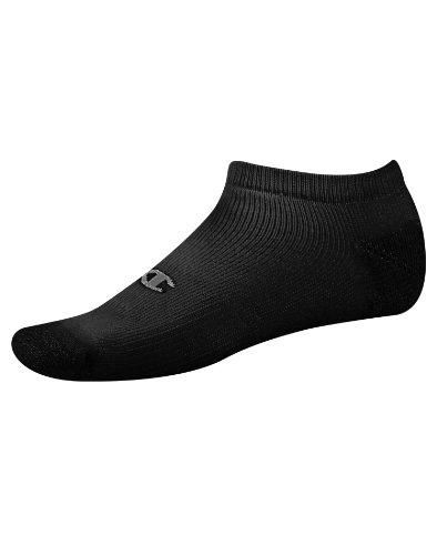 cd730374390 Smooth non-chafe toe seam helps prevent skin irritation. Popular low-cut  length  with stretchy ribbed stay-up tops. NOTE  Sock size ...