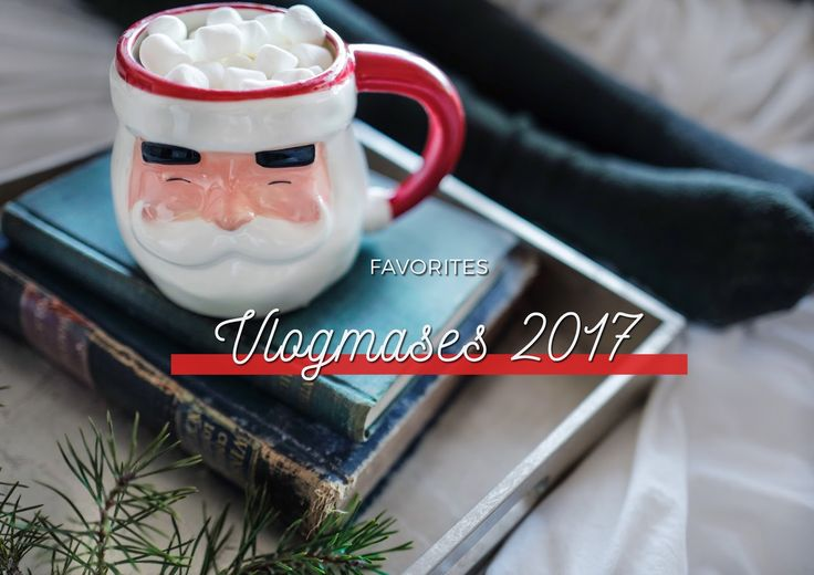 Loving vlogmases this year? Let's see if we love the same vlogmases 😉 #Favorites #Christmas #Vlogmas #Youtube #Lifestyle