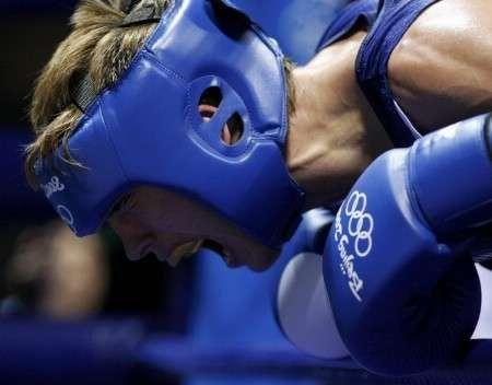 JO. Les pleurs du boxeur français Alexis Vastine…