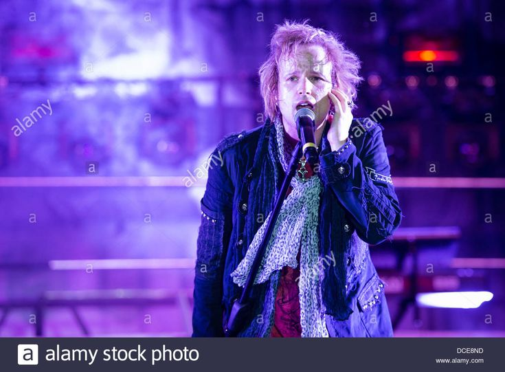 Tobias Sammet Performs With Avantasia Project On Music Festival Rock Stock Photo, Royalty Free Image: 59321177 - Alamy