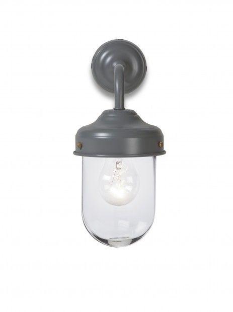 Trendyard Buitenlamp Barn light Charcoal LACO10