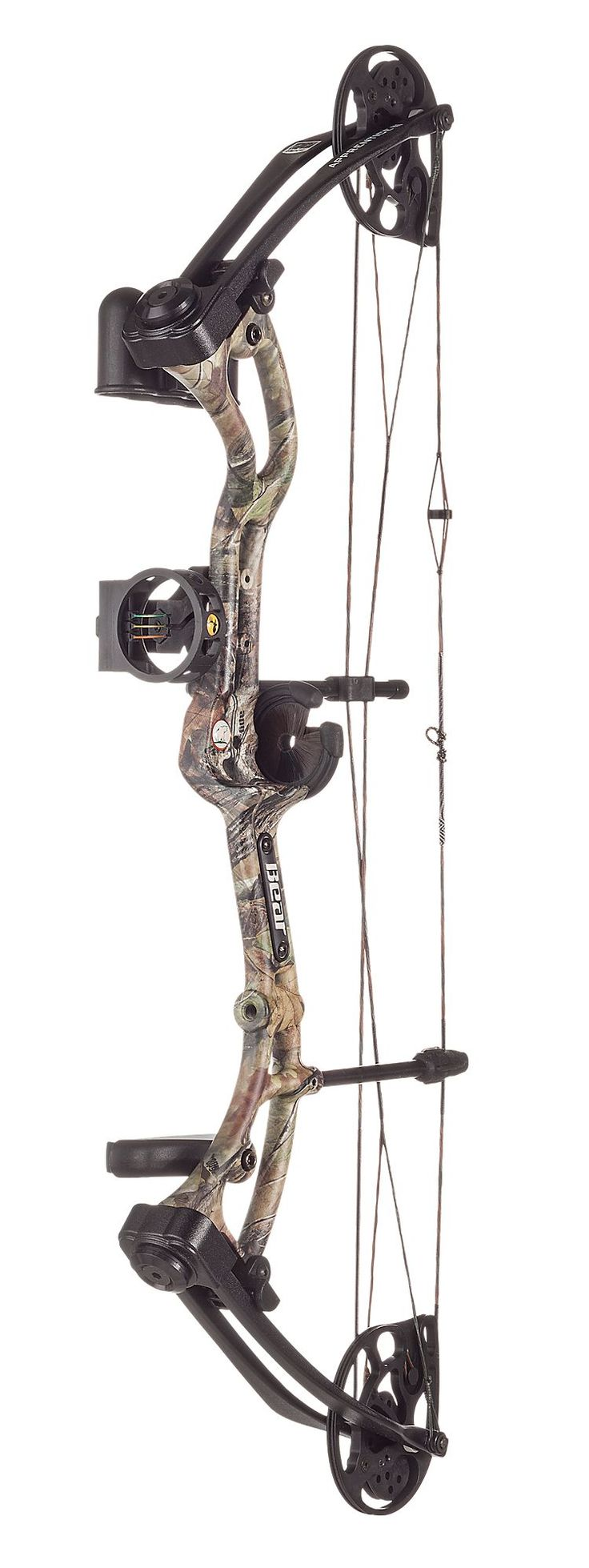 Bear Archery Apprentice 3 RTH Compound Bow Package Bass