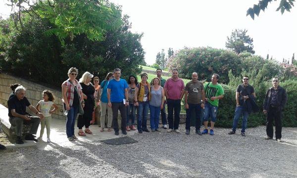Επίσκεψη του Παραρτήματος της Αλεξάνδρειας του ΣΔΕ Νάουσας στη Βεργίνα