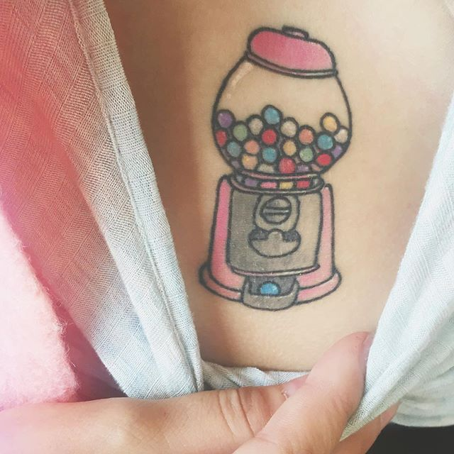 ✨✨✨✨✨ :Melanie Martinez Tattoo