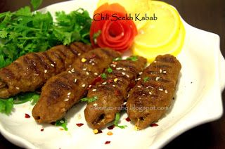LOVE TO COOK: Appetizers & Kababs