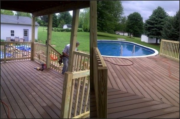 Mobile Home Decks And Porches Pa For My Home Pinterest