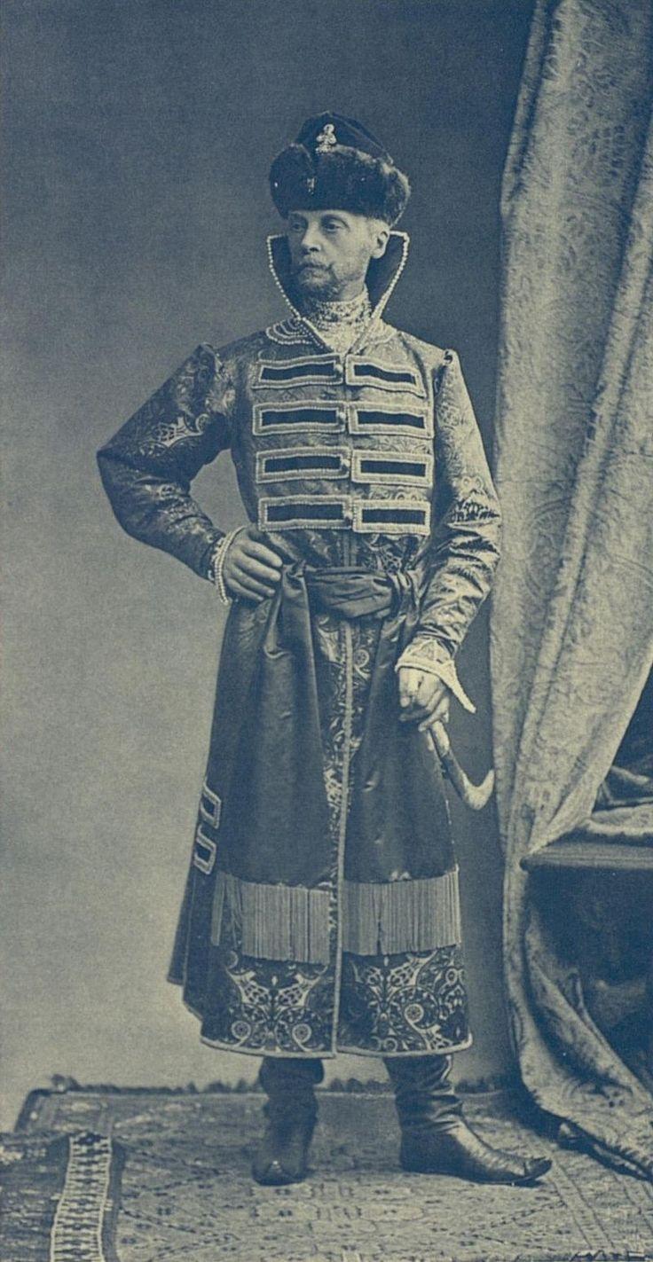 Baranov Pyotr  / фон Баранов Пётр Петрович (1843 - 1924)