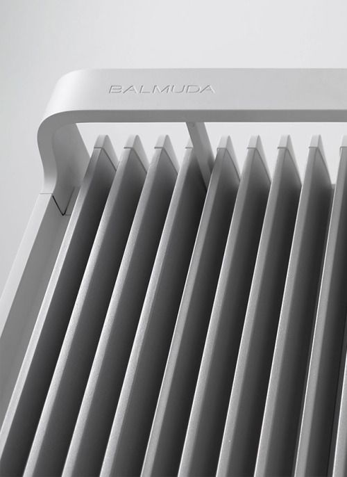 Details we like / Heater / Aluminium / Embossed / Debossed / Lines / Extrusion / Handle / at leManoosh