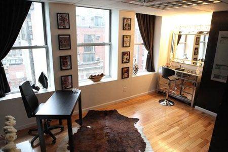 Salon tour joey healy eyebrow studio in new york new for Salon rochepinard tours