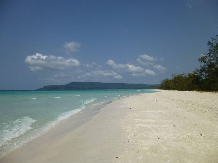 Beautiful #KohRong in #Cambodia #SouthEastAsia. #Beach