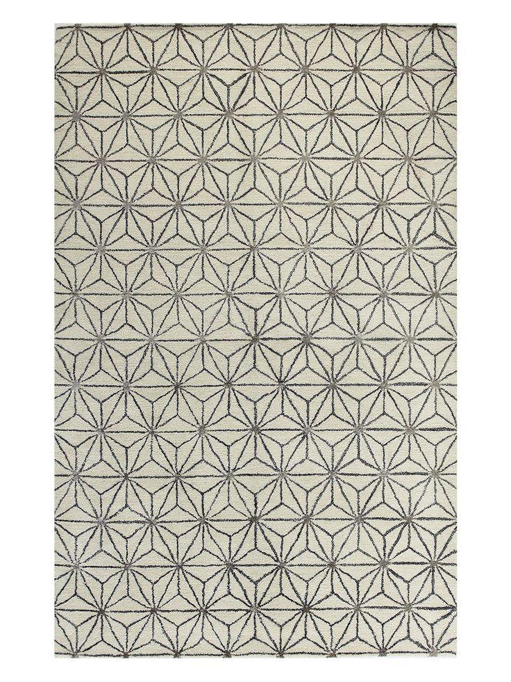 Starweb Hand-Tufted Rug by Bashian Rugs at Gilt