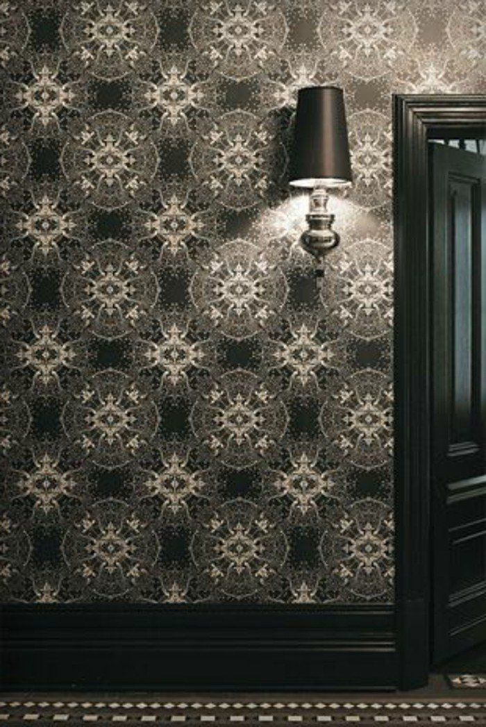 1000 id es sur le th me papier peint couloir sur pinterest for Papier peint couloir moderne