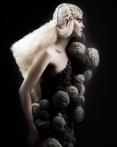 Avant Garde Hairdresser of the Year 09 Finalists' Collections | HJi