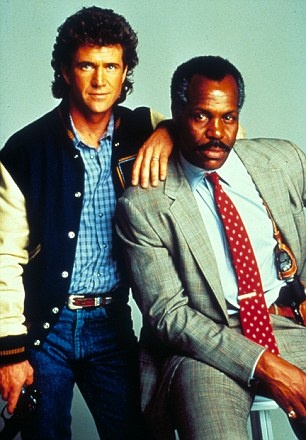 Lethal Weapon movies & Mel Gibson and Danny Glover