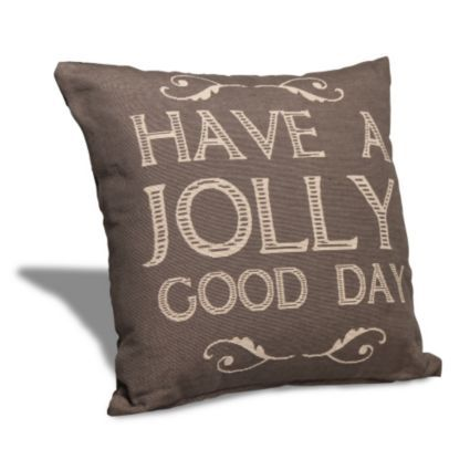 Whether the sky is blue or grey, have a jolly good day! #Home #Comfort