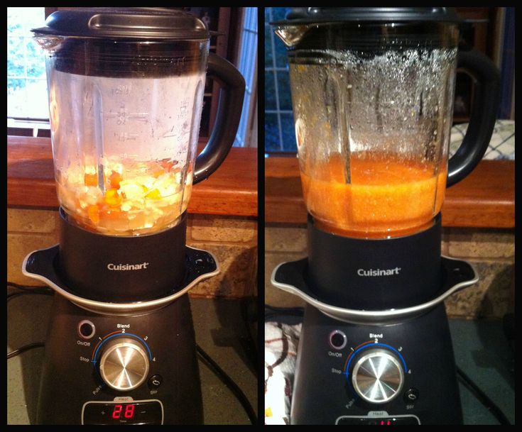 Healthy Homemade Soups Made Easy - A Review of the Cuisinart Soup Maker & Blender