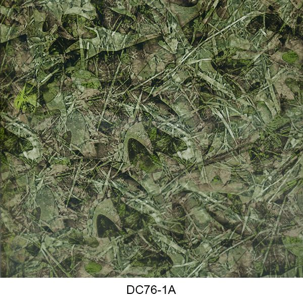 Hydro dipping film camouflage pattern DC76-1A