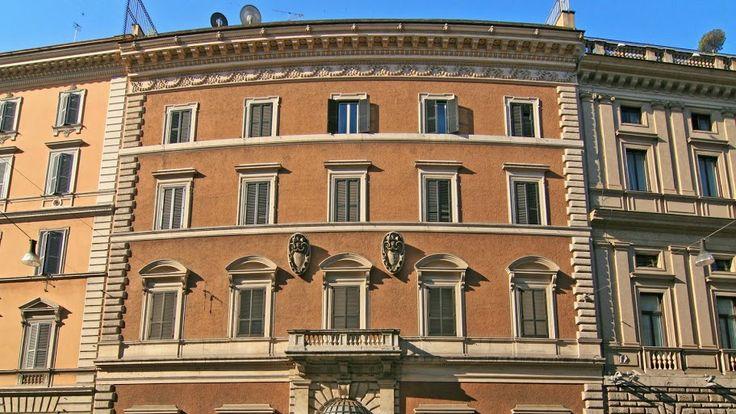 HOTEL|イタリア・ローマのホテル>ローマの歴史的中心部に位置する4つ星のホテル>ホテル ティツィアーノ(Hotel Tiziano)