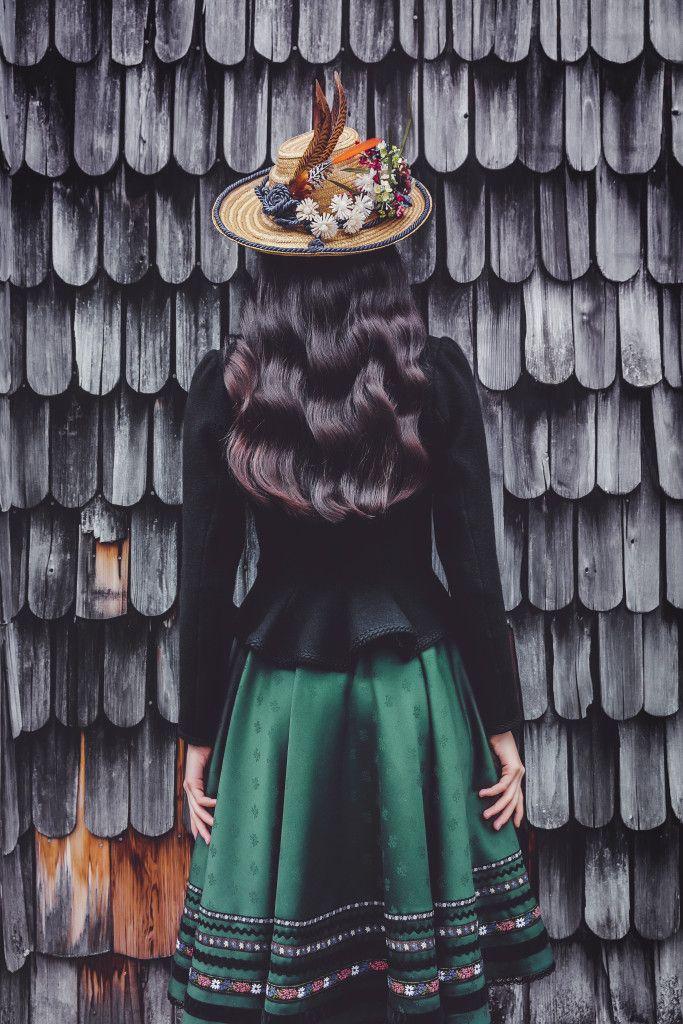 AUTUMN WINTER 2015/16 | Lena Hoschek