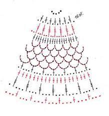 Znalezione obrazy dla zapytania schemat koszulek na jajka na szydełku