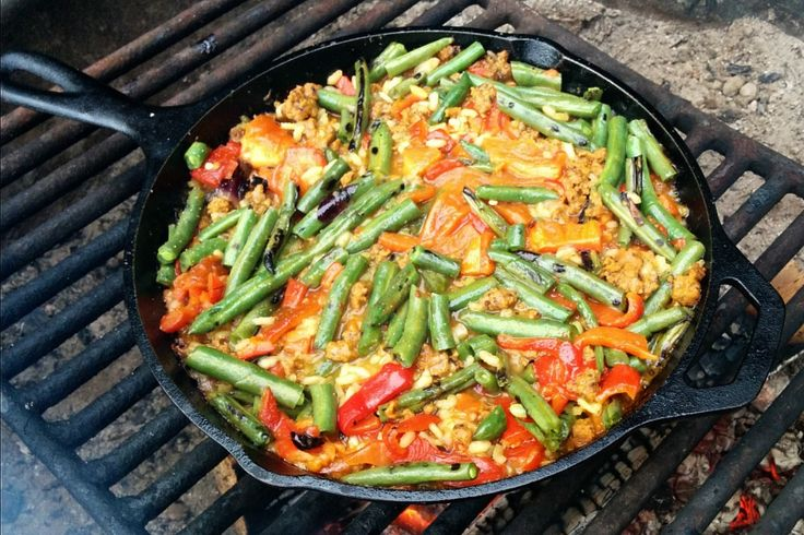 <p>This paella features local produce rather than seafood and fowl, but I assure you it is every bit as delicious and fun to make as the original.</p>