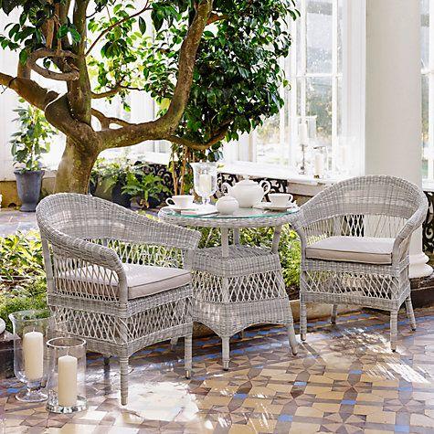 buy john lewis hera wicker outdoor furniture from our garden furniture ranges range at john lewis