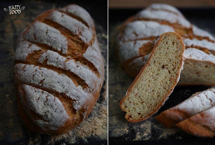 HAPPYFOOD - Хлеб на рикотте с пряными травами
