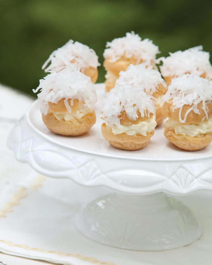 Creampuff Cottontails - Favorite Spring Desserts to Complete Your Easter Menu - Southern Lady Magazine