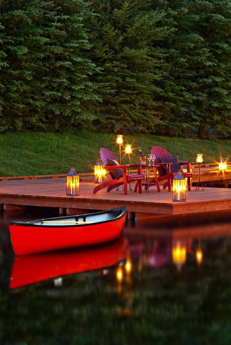 36 best docks and decks images on pinterest dock ideas for The deck jackson hole