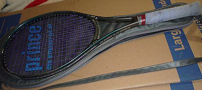 PRINCE CTS Synergy DB 26 Oversize Tennis Racquet, 4 3/8