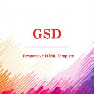 Conver GSD HTML themes